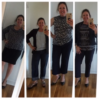 Four Different Looks