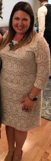 the Champagne Dress that won!