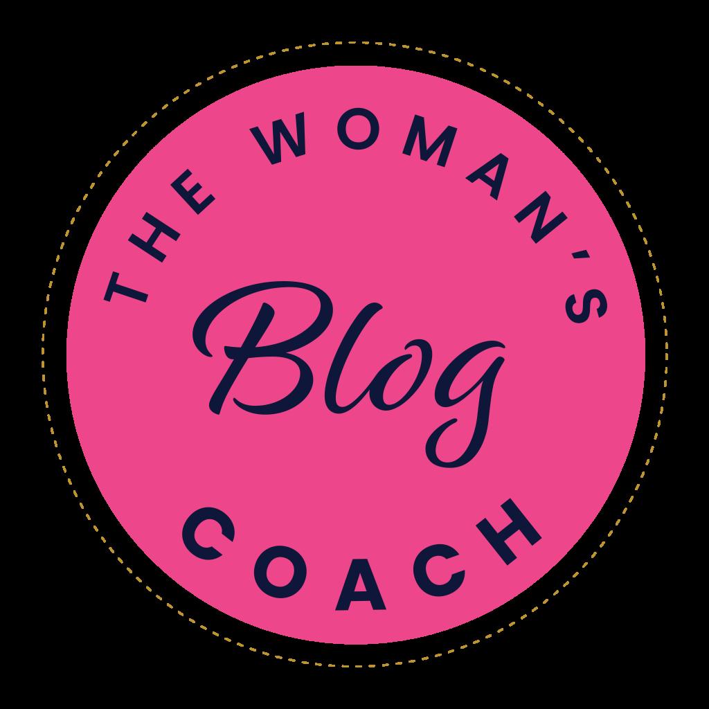 The Woman's Coach Blog Logo