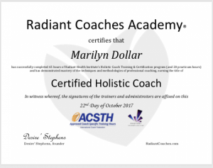 Radiant Coaching Certification
