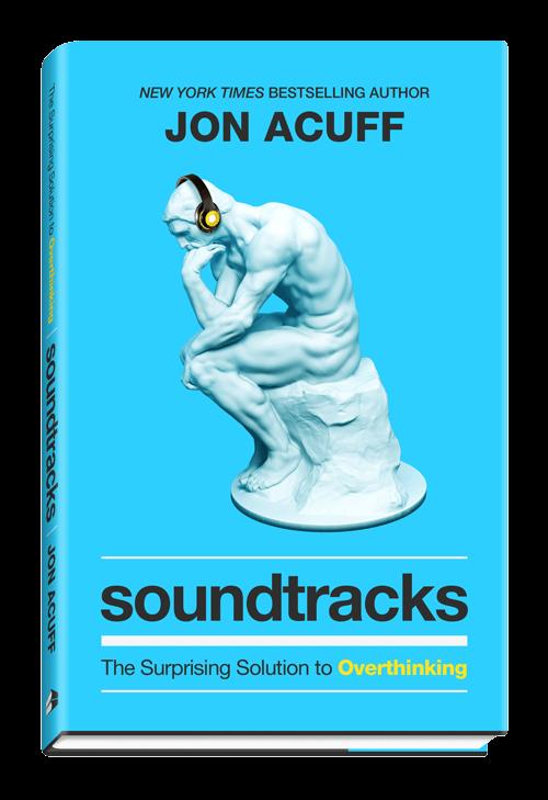 Soundtracks by Jon Acuff